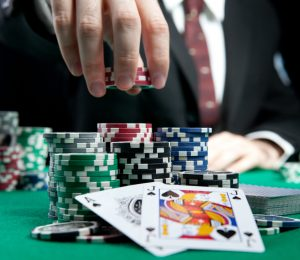 Profitable Texas Hold'Em Sit and Go Playing Poker